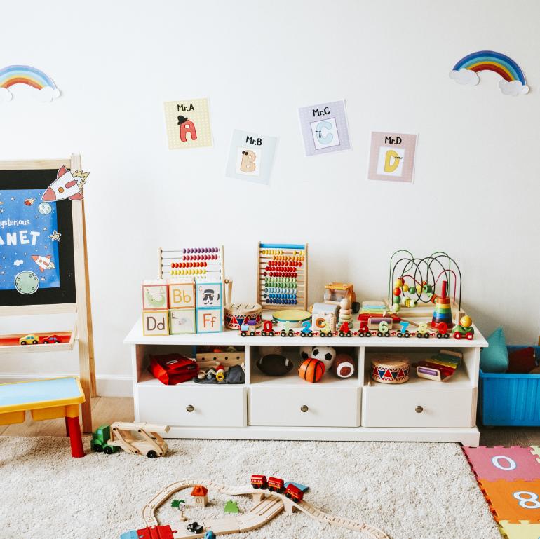 VUELTA AL COLE Prepara el dormitorio de tu peque para el nuevo curso