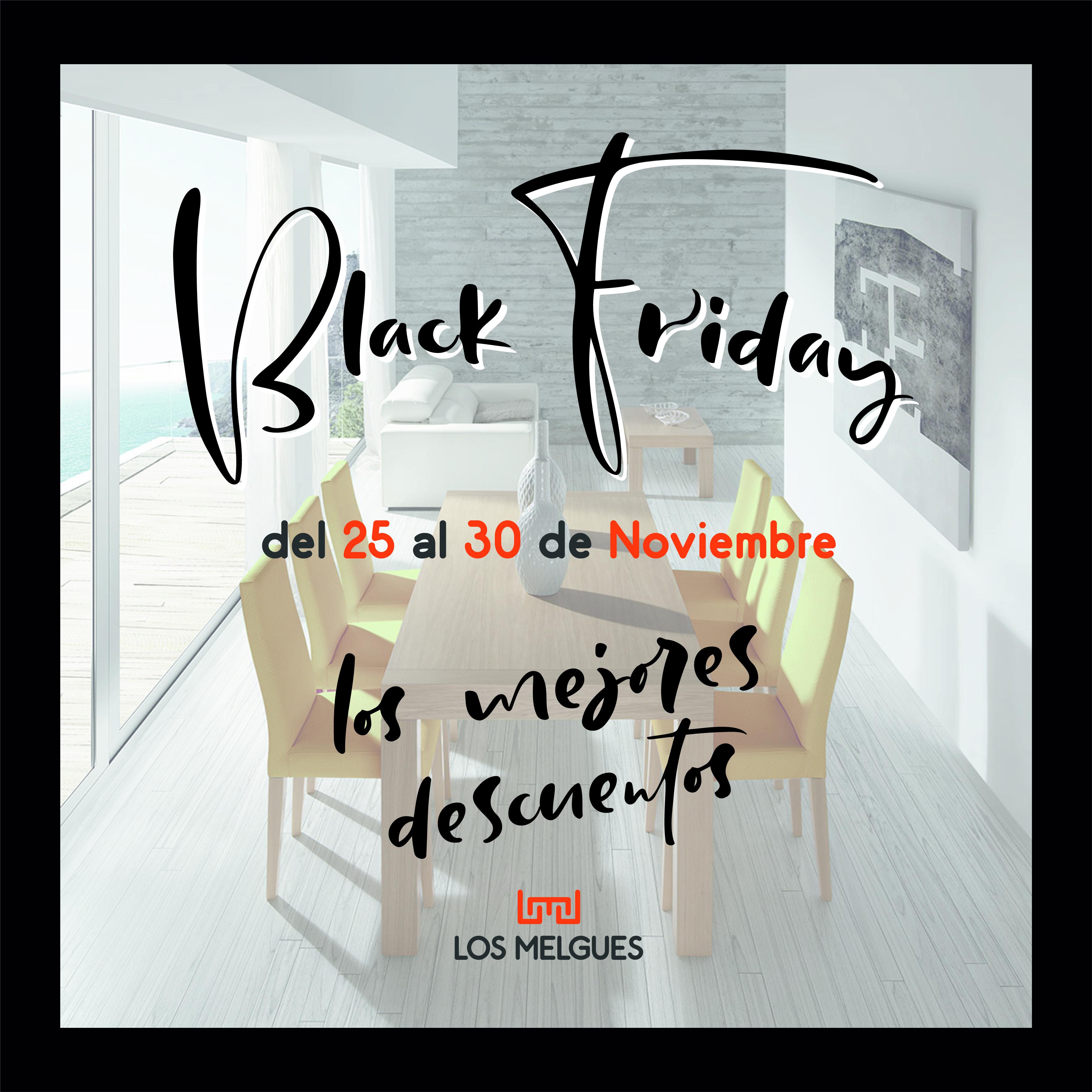 Black Friday: Adelanta tus compras navideñas