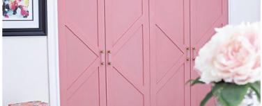 armarios y las puertas de casa