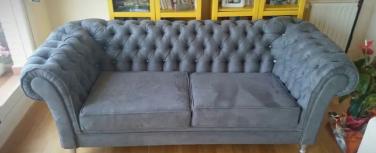 Tapiza sofa o silla