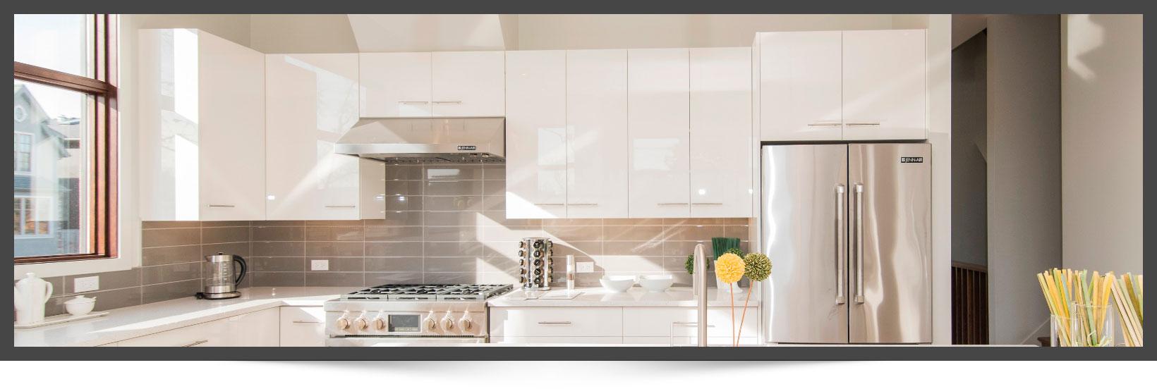 proyecto de mobiliario interior diseño de cocina