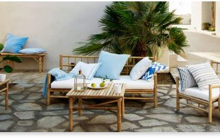 muebles de jardin y exterior