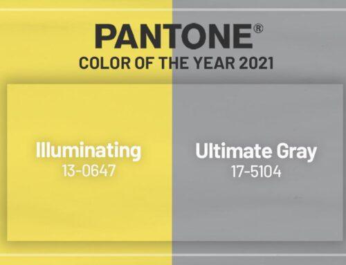 Pantone 2021: doble apuesta con mensaje