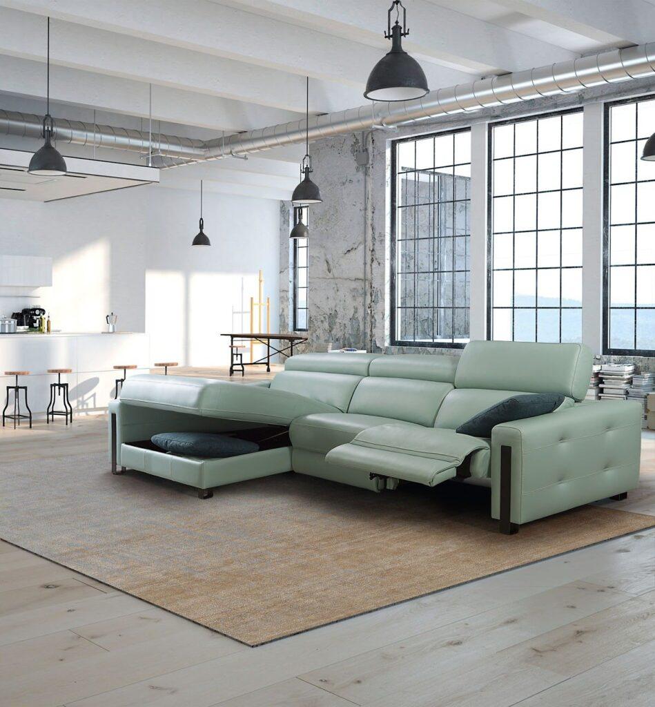 sofá mint